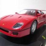 デアゴスティーニ レ・グランディ・フェラーリ・コレクション No.1 F40 1987