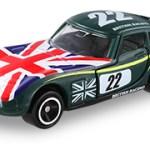 ミニカー発売情報 アピタピアゴオリジナル<世界の国旗トミカ>トヨタ 2000GT イギリス国旗タイプⅡ