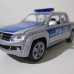 SIKU Polizei-Pick-Up(フォルクスワーゲン アマロック)