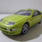 トミカプレミアム 09 日産 フェアレディZ 300ZX ツインターボ