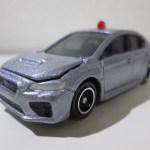 トミカ No.2 スバル WRX S4 覆面パトロールカー