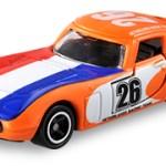 ミニカー発売情報 アピタピアゴオリジナル<世界の国旗トミカ>トヨタ 2000GT オランダ国旗タイプ