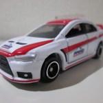 AEON チューニングカーシリーズ第35弾 三菱 ランサーエボリューション X パイクスピーク インターナショナル ヒルクライム セーフティーカー