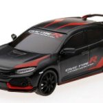 "ミニカー発売情報 MINI GT 1/64 Honda シビック Type R ""Customer Racing Study""&""Time Attack 2018"""