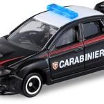 ミニカー発売情報 AEON No.44 スバル インプレッサ WRX STI 4door イタリア警察仕様