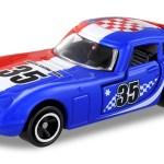 ミニカー発売情報 アピタ ピアゴオリジナル<世界の国旗トミカ> トヨタ 2000GT クロアチア国旗タイプ