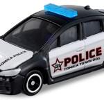 ミニカー発売情報 トミカショップオリジナル スバル WRX S4 海外パトロールカー仕様