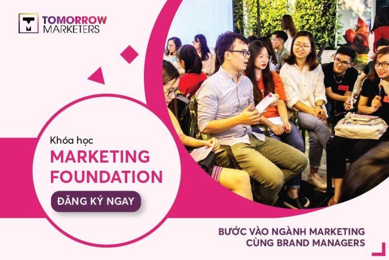 kiến thức nền tảng Marketing