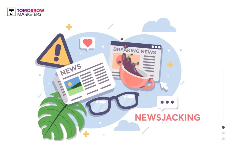 chiến thuật newsjacking