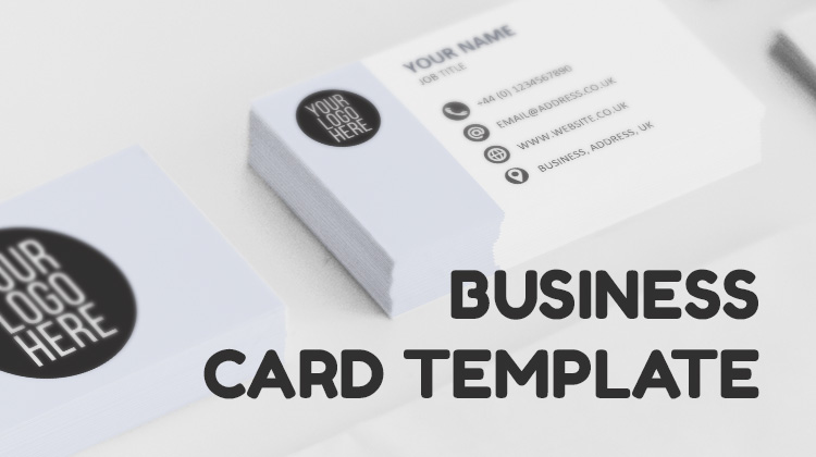 Create a blank web designer business card. Business Card Template Downloadable Resources Toner Giant