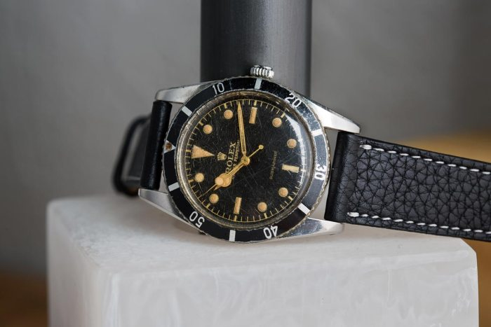 Rolex Submariner 6204 Paul Altieri Interview 2