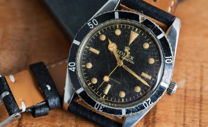 Rolex Submariner 6204 Paul Altieri Interview 3
