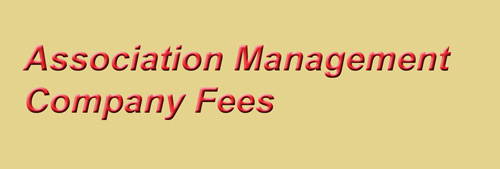 Association Management Companies Causing More Foreclosures