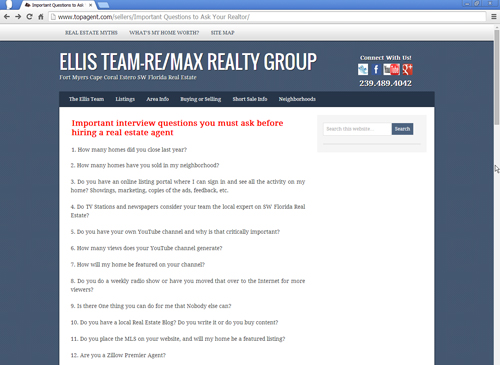 Important Interview Questions You Must Ask Before Hiring a Real Estate Agent