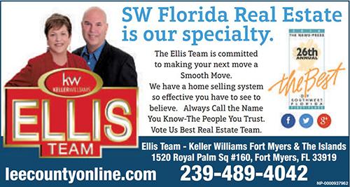 Best of News Press readers Poll Best real estate team Ellis Team