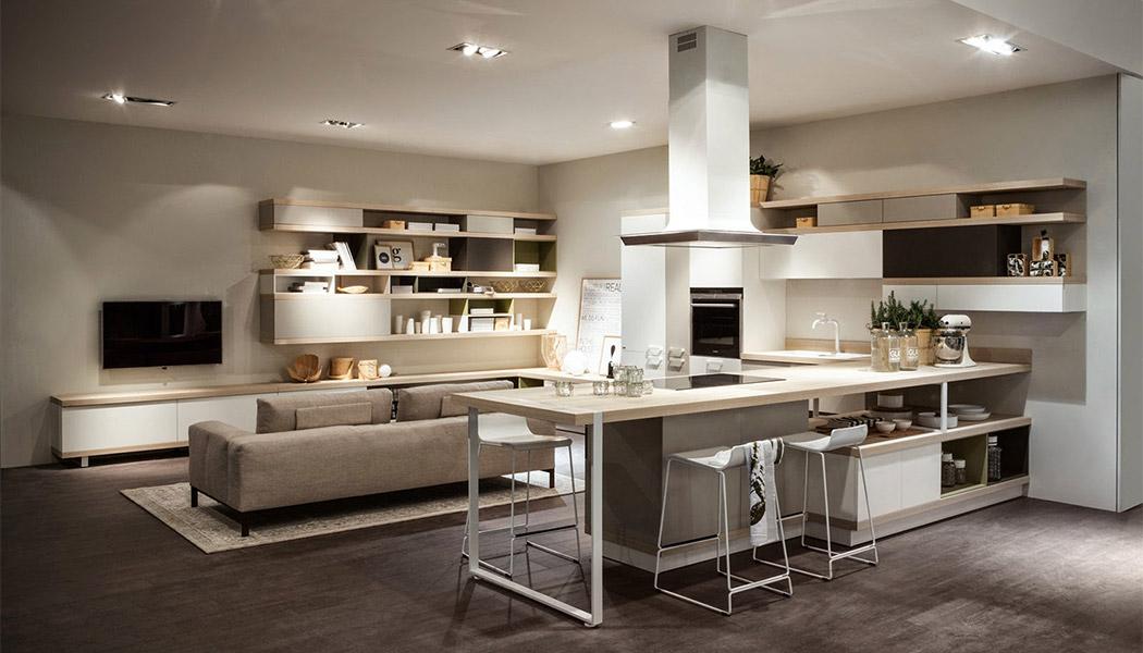 Come arredare soggiorno e cucina insieme per creare un ambiente unico o un piccolo open space. Arredare Cucina E Soggiorno In Unico Ambiente