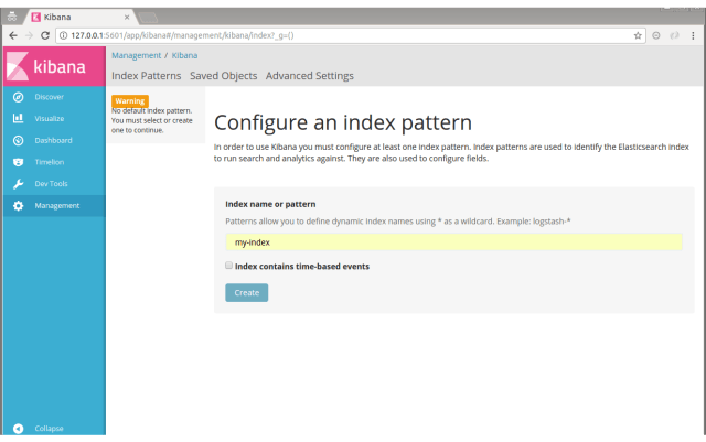 kibana-index-set