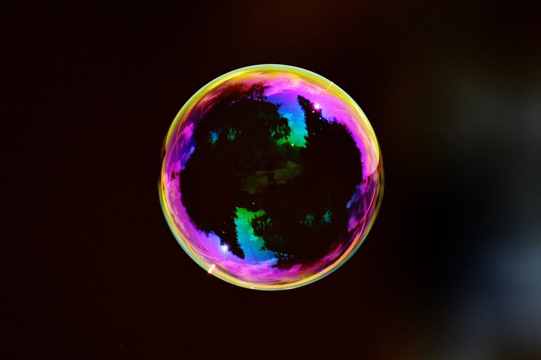 QuellaVoltaChe: bubbleman