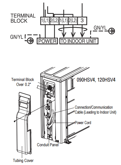 Panasonic Heat Pump Wiring Diagram