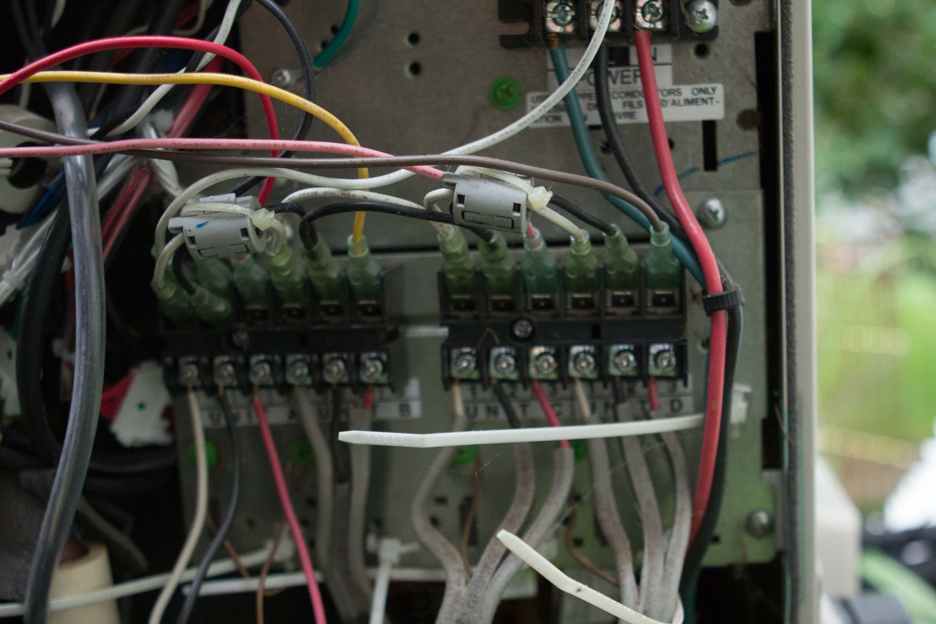 electrical specs for installing ductless mini splits \u0026 hvac units Transformer Relay Wiring Diagram