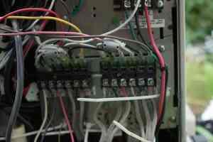 Mini Split Wiring