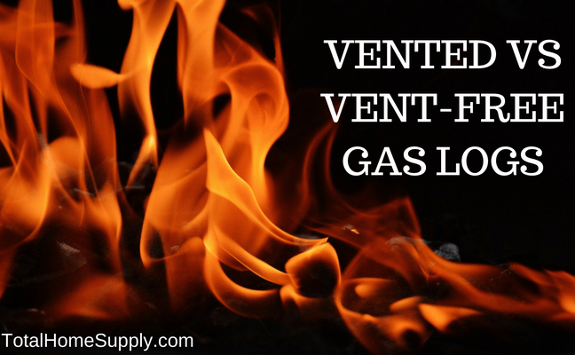 Vented Vs Ventless Gas Logs Differences How To Choose