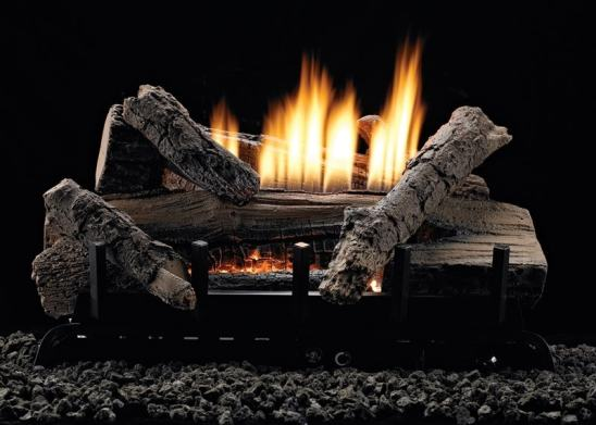 "White Mountain Hearth 30"" Whiskey River Vented Log Set"
