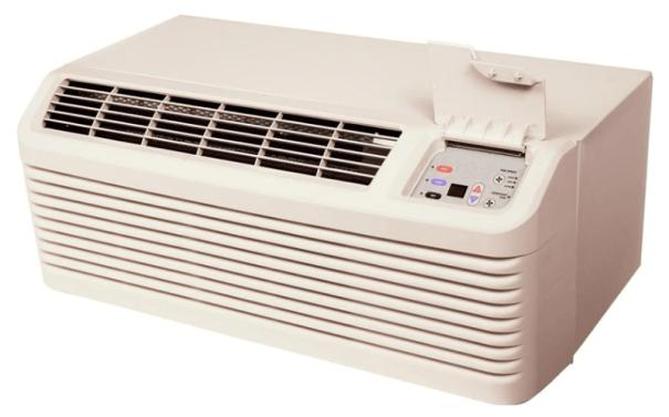 Image of Amana PTH153G35AXXX air conditioner.