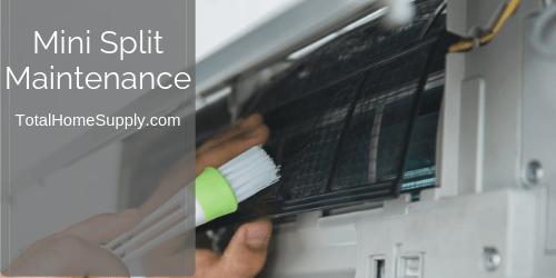 Mini split maintenance guide