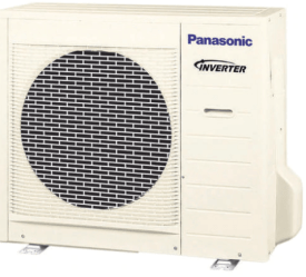 Panasonic CU-5E36QBU-5 36,000 BTU, 3 Ton Configurable Five-Zone Mini Split