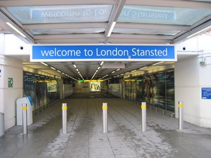 How to Get to Stansted Airport