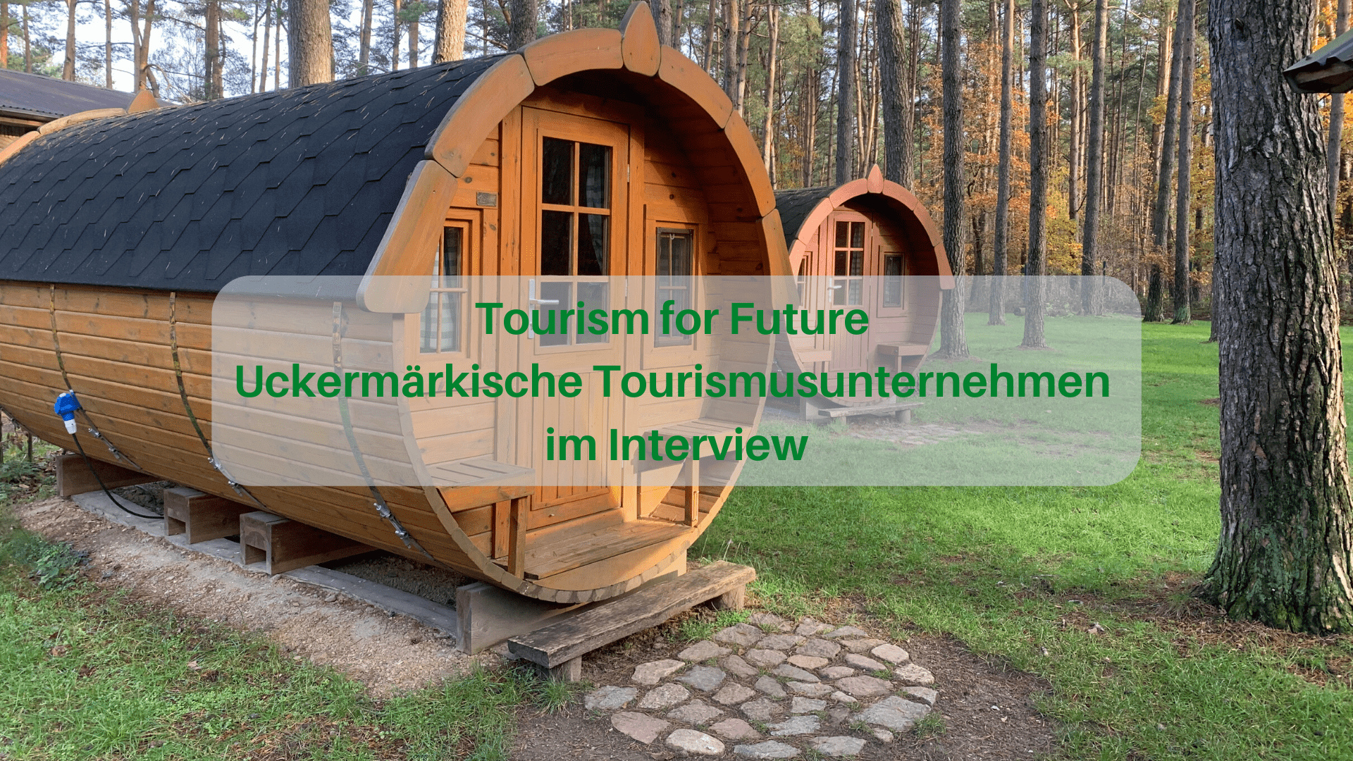 Artikelbild Campingplatz am Dreetzsee - Tourism for Future