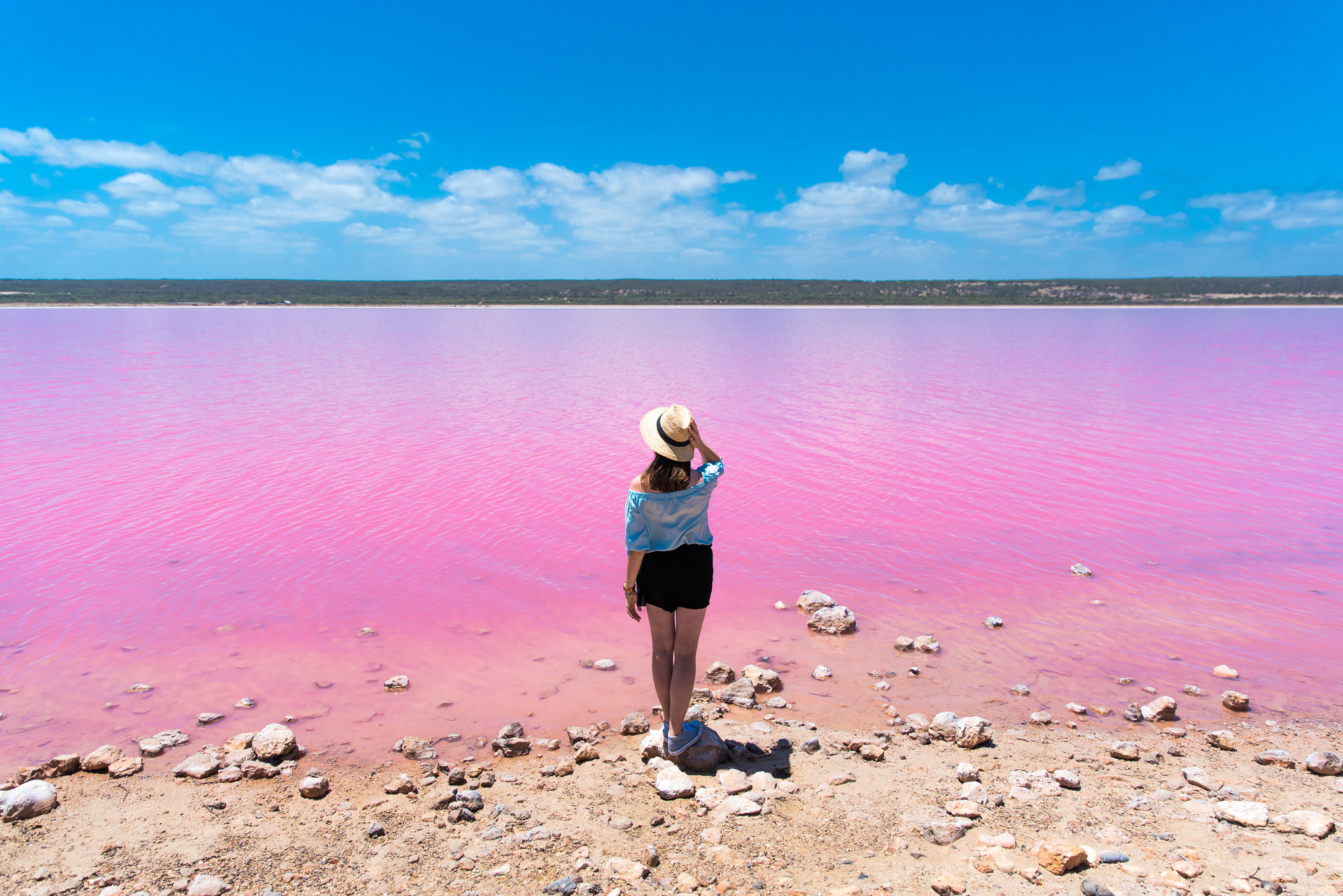 It blends the casual beach vibes with a. Best 10 Pink Places In The World Tours4fun