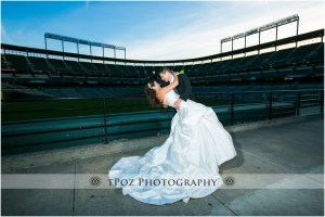 Sports Legends Museum Wedding Camden Yards