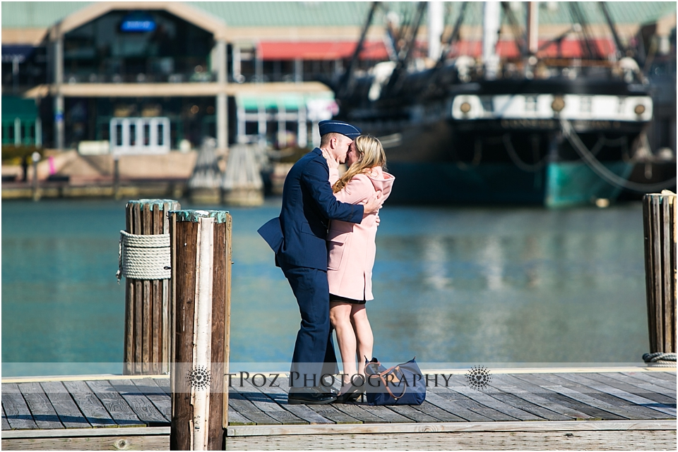 Baltimore Proposal Photos