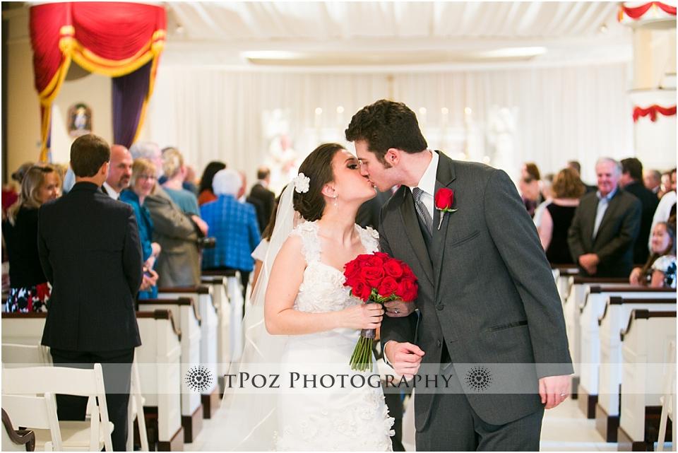 Baltimore Basilica Wedding Ceremony