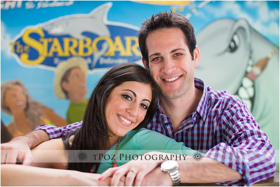The Starboard Engagement Photo