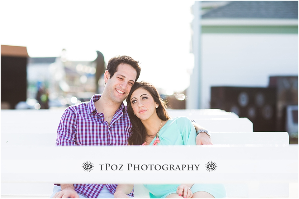 Rehoboth Beach Engagement Pictures