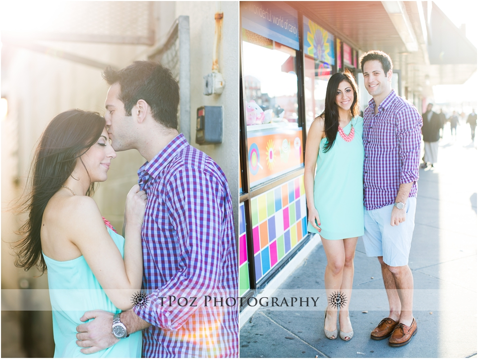 Rehoboth Beach Engagement Photos