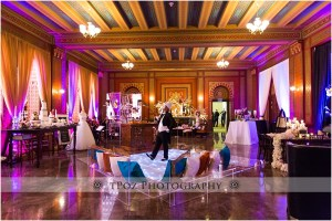 Tremont Grand Historic Venue Baltimore Bridal Show