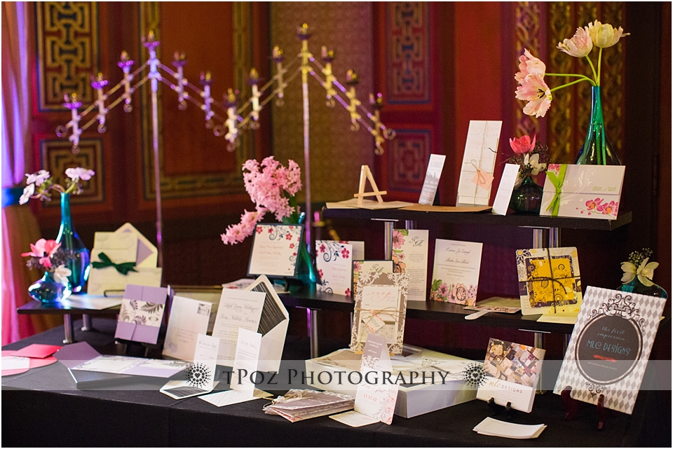 mlc designs at  The Grand Historic Venue Bridal Showcase