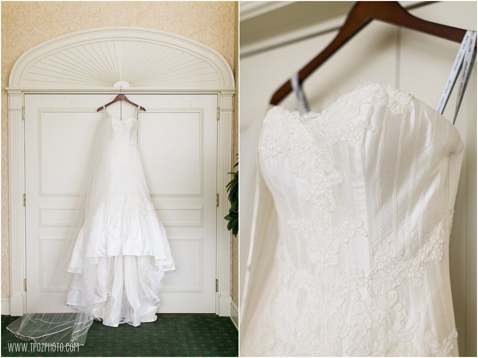 Matthew Christopher Wedding Gown
