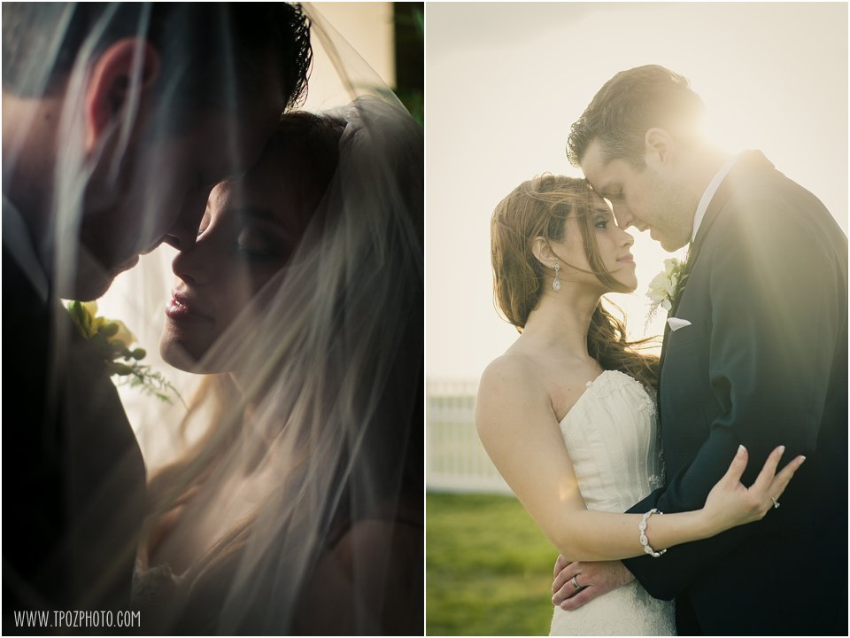 Rehoboth Beach Country Club Wedding Portrait Photos