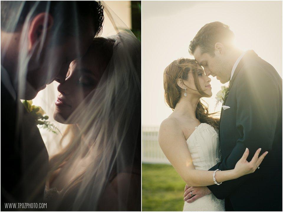 Rehoboth Beach Country Club Wedding Portrait Photos