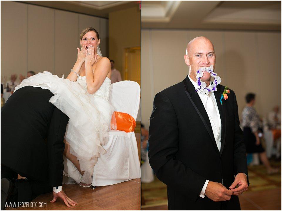 Soundside Club Hurlburt Field Wedding Reception