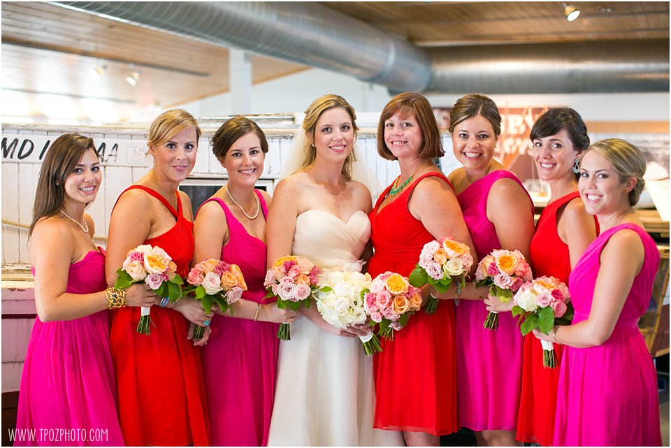 Bridesmaids Photo Annapolis