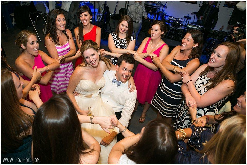 Sorority Song at wedding