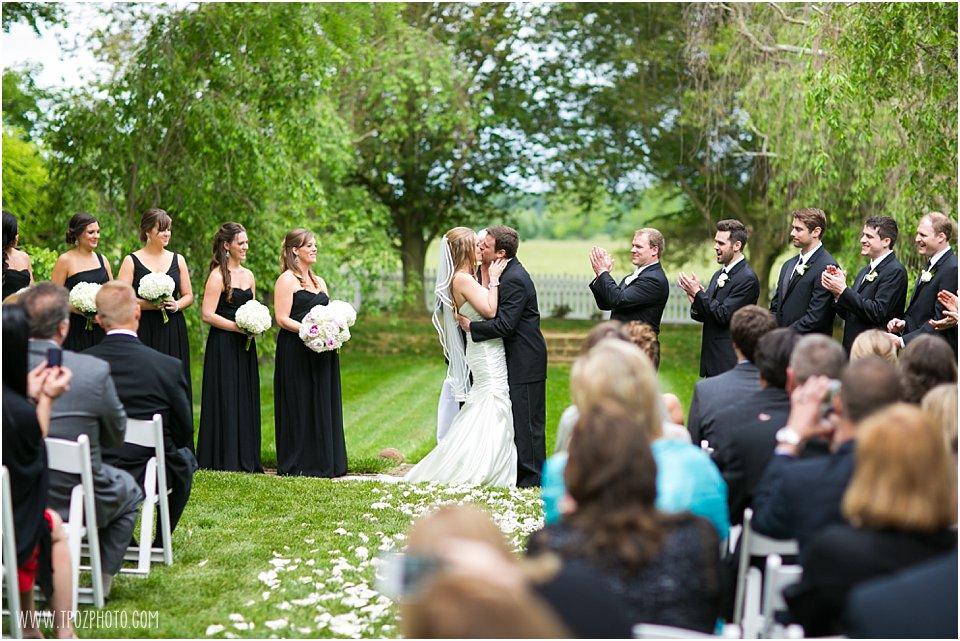 Aspen Wye River Wedding Ceremony