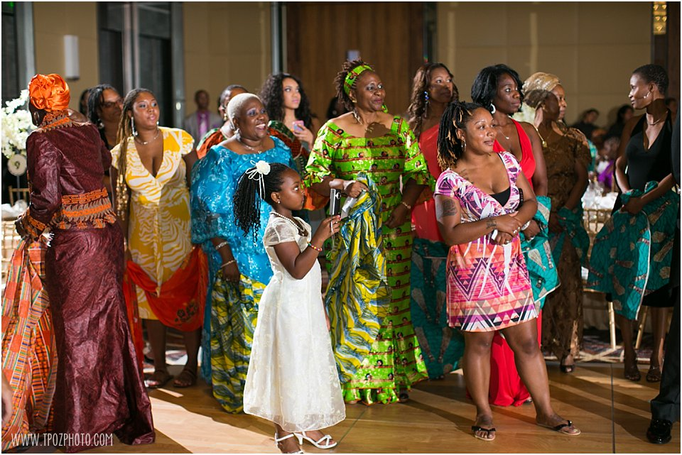 West African Wedding Photos