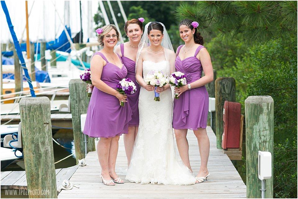Herrington on the Bay Wedding Portraits